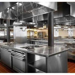 bếp công nghiệp mc