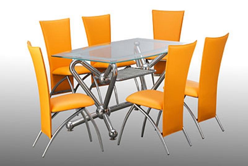 bàn ghế inox đẹp