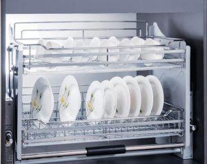 Giá nâng hạ tủ bếp