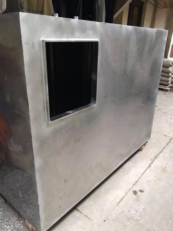 bể ngầm inox 304