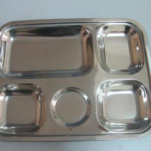 Khay thức ăn inox an toàn cho người sử dụng