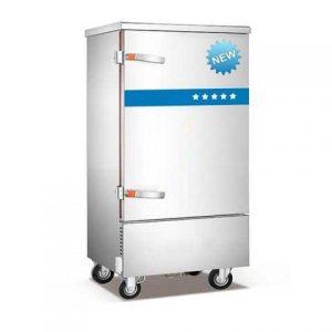 Mua tủ nấu cơm công nghiệp INOX 304