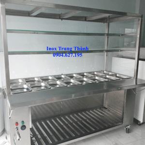 tủ hâm nóng thức ăn mẫu 01