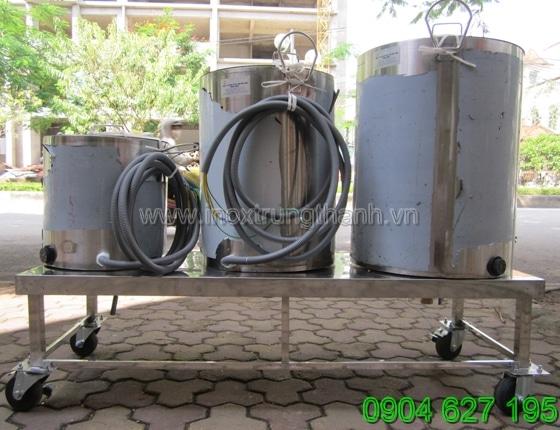 giá nồi nấu nước phở bằng điện