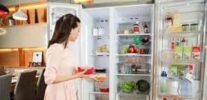 bảo quản cháo trong tủ lạnh