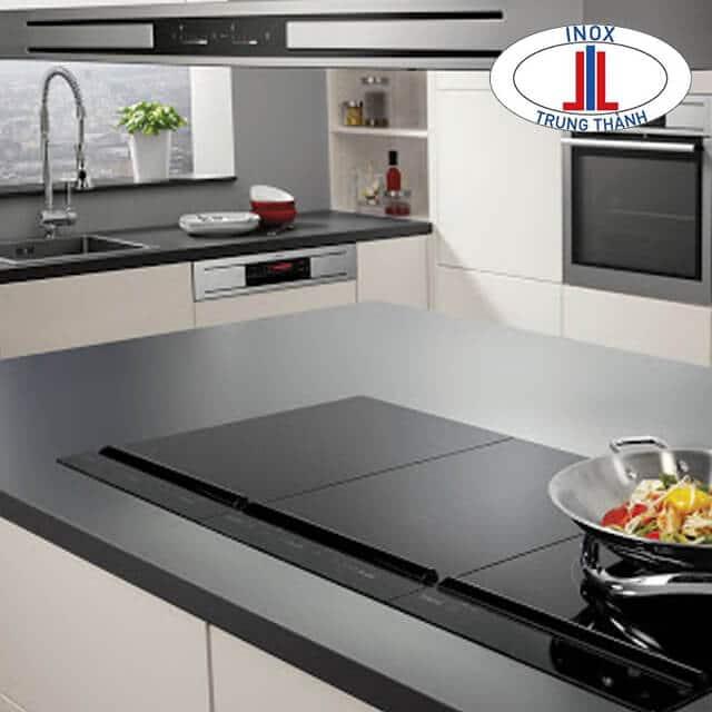 thiết bị nhà bếp đơn giản, tiện dụng cho nhà bếp thêm sáng đẹp.