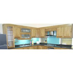tủ bếp inox cánh gỗ 15