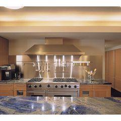 tủ bếp inox cánh gỗ 20