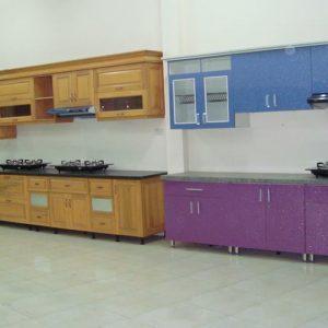 Tủ bếp composite 35