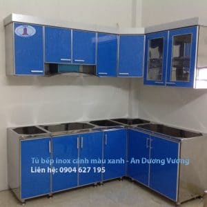 Tủ bếp composite 13