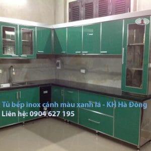Tủ bếp composite 16
