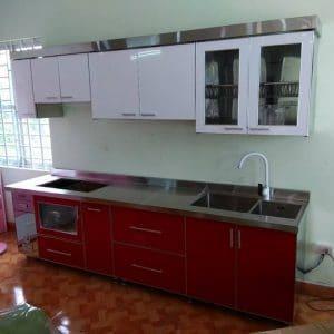 Tủ bếp composite 20