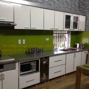 Tủ bếp composite 23