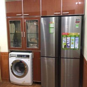 Tủ bếp composite 24