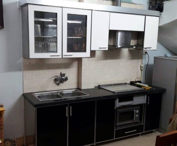 Tủ bếp composite 25