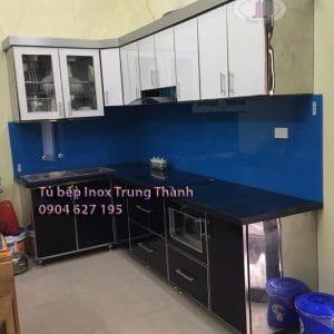 Tủ bếp composite 26