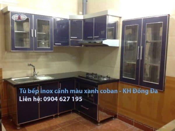 Tủ bếp composite 27