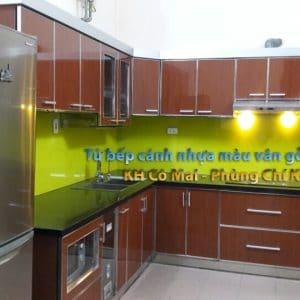 Tủ bếp composite 28