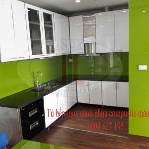 Tủ bếp composite 30