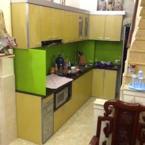 Tủ bếp composite 31