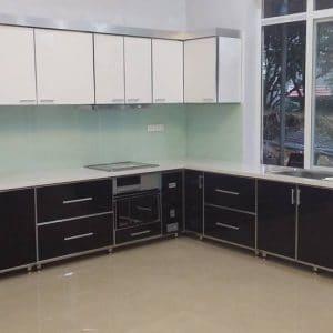 Tủ bếp composite 32