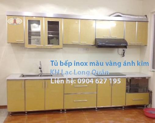 Tủ bếp composite 33
