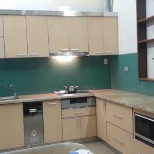 Tủ bếp composite 36