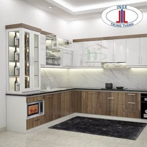 phụ kiện tủ bếp inox tại đà nẵng